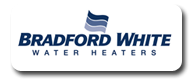 Bradford White Water Heaters Installed