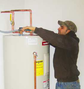 Our Garden Grove Water Heater Repair Team Installs New Water Heaters